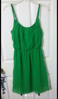 Emerald Green Old Navy Dress Statham, 30666