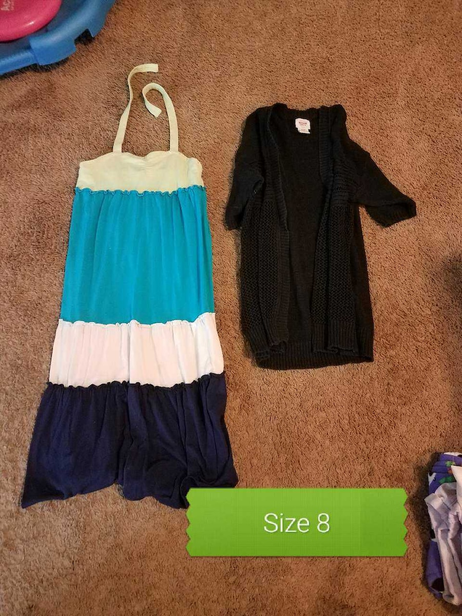 Little girls size 8 clothes in san antonio letgo for Girls shirts size 8