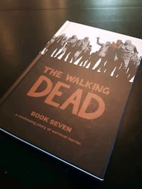 the walking dead book 7 comic Toronto, M2N 6S5