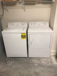 Hotpoint Washer and Dryer  Davenport, 33837