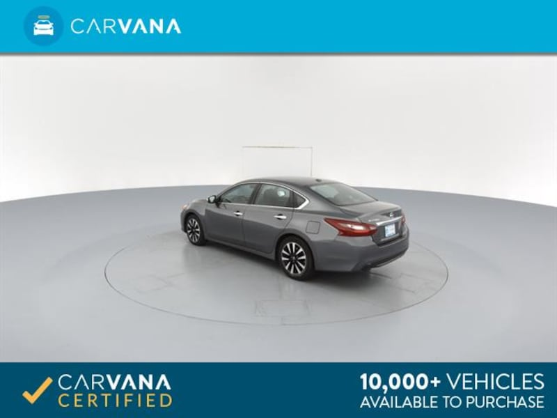 2018 *Nissan* *Altima* 2.5 SL Sedan 4D sedan Gray 7