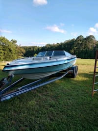 1988 Baja sunsport 210 bowrider boat Bumpass, 23024