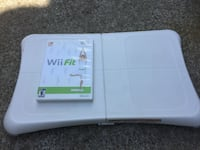 wii fit board and game Hamilton