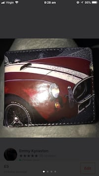 Car wallet Middlesbrough, TS8
