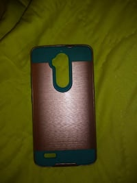 rose gold and blue smartphone case Gainesville, 76240