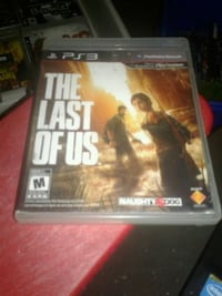 Used ps3 the last of us ps3 game for sale Toronto, M3C 1E8