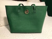 Green Michael Kors Tote  Washington, 20003