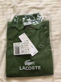 Brand new toddler Lacoste polo Walnut, 91789