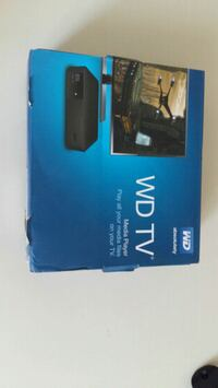 WD TV HD 1080 P