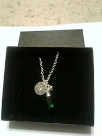 Birthstone Crystal Necklace/May Hagerstown, 21740