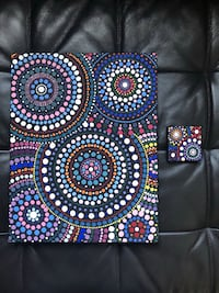 Colourful Dots on Canvas! Mississauga, L5N 6K6