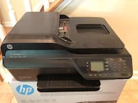 black HP multi-function printer Ashburn, 20148