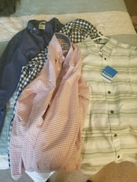 Men's Size Medium Button Down Shirts Fairfax, 22030