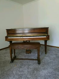 Packard Baby Grand Piano