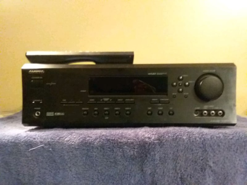 Onkyo A/V Home Theater Stereo Receiver TX-SR502  343e0020-43e4-4fff-8cd0-98446ae5d04b