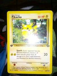 FIRST EDITION POKEMON CARD LOT