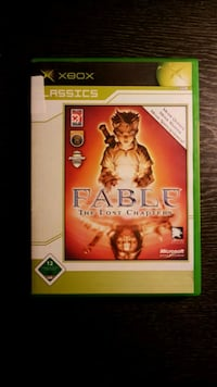 Xbox Spiel - Fable