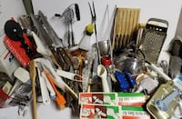 Large Lot of Kitchen Gadgets Pottstown