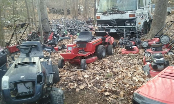 Used Used Lawn Mower Parts for sale in Richmond - letgo