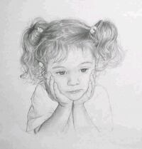 Pencil drawn Portraits. Great Christmas gifts.