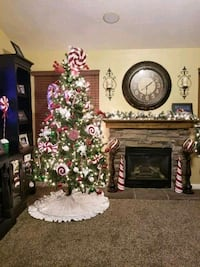 7.5 ft. Christmas trees Clearfield, 84015