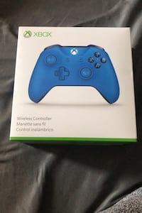 XBOX ONE ( BLUE) Controller .