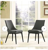 BRAND NEW Dining Chairs (2 piece)