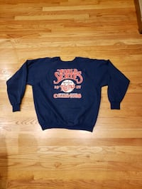MN Twins 1987 Sweatshirt World Series Champions Minneapolis, 55438