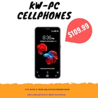 ZTE AVID 4 UNLOCKED $109.99 Kitchener