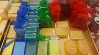 Handmade hand soaps and u can used for the body  Rio Rancho