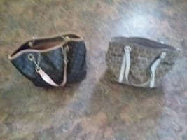 Lv purse slightly used and MK Brand new never used
