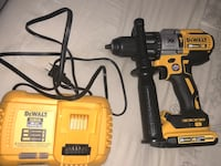 3 Speed Hammer Drill DCD996 Brushless Paterson, 07503