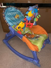 Fisher price rocking chair Montréal, H9A 2W7