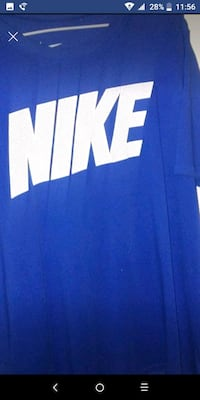 Nike t shirt Baltimore, 21218