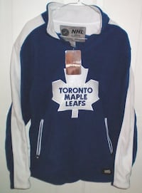 Toronto Maple Leafs Pullover Size Medium NWT by Ilanco London