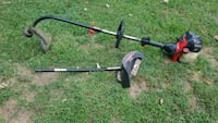 Troy-bilt weedeater with attachments. String and edger Perry Hall