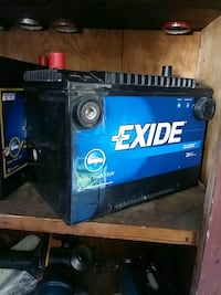 blue and black portable generator Stockton, 95210
