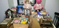Vintage Shirley Temple collection  Fairfax, 22030