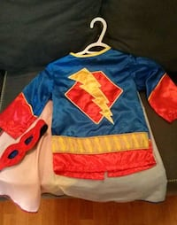 blue and red Superman costume Richmond Hill, L4C 0K4