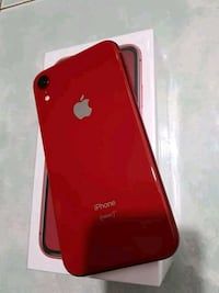 Brand new red iphone xr for sale 256gb
