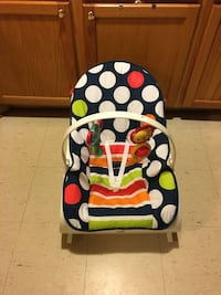 baby's multicolored bouncer Wood Dale, 60191