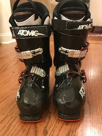 Atomic Live Fit 80 Ski Boots 26/26.5 Talleyville