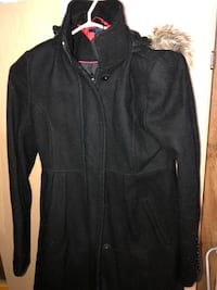 Black wool Coat (Tommy Hilfiger ) Toronto, M9W 3H4