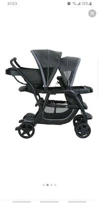 Graco Double Stroller -click and connect  Woodbridge, 22193