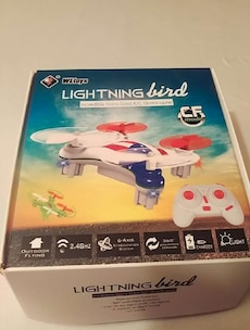Lightning Bird Nanodrone