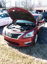 Nissan - Altima - 2014 Rogers