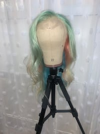VIRGIN WIG 613, 18 INCHES