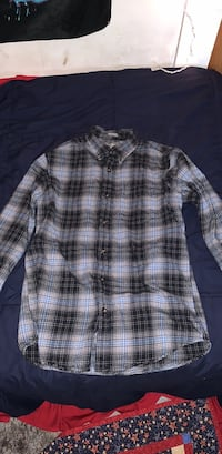 Mens Eddie Bauer Flannel Shirt West Springfield, 01089
