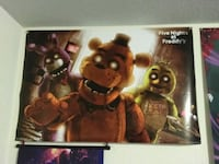 Five nights at Freddy's poster Evans, 80620