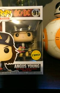 #funko#A/C D/C#chase#angus young#limited Buena Park, 90620